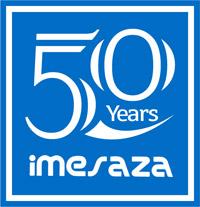 logo 50  años Imesaza