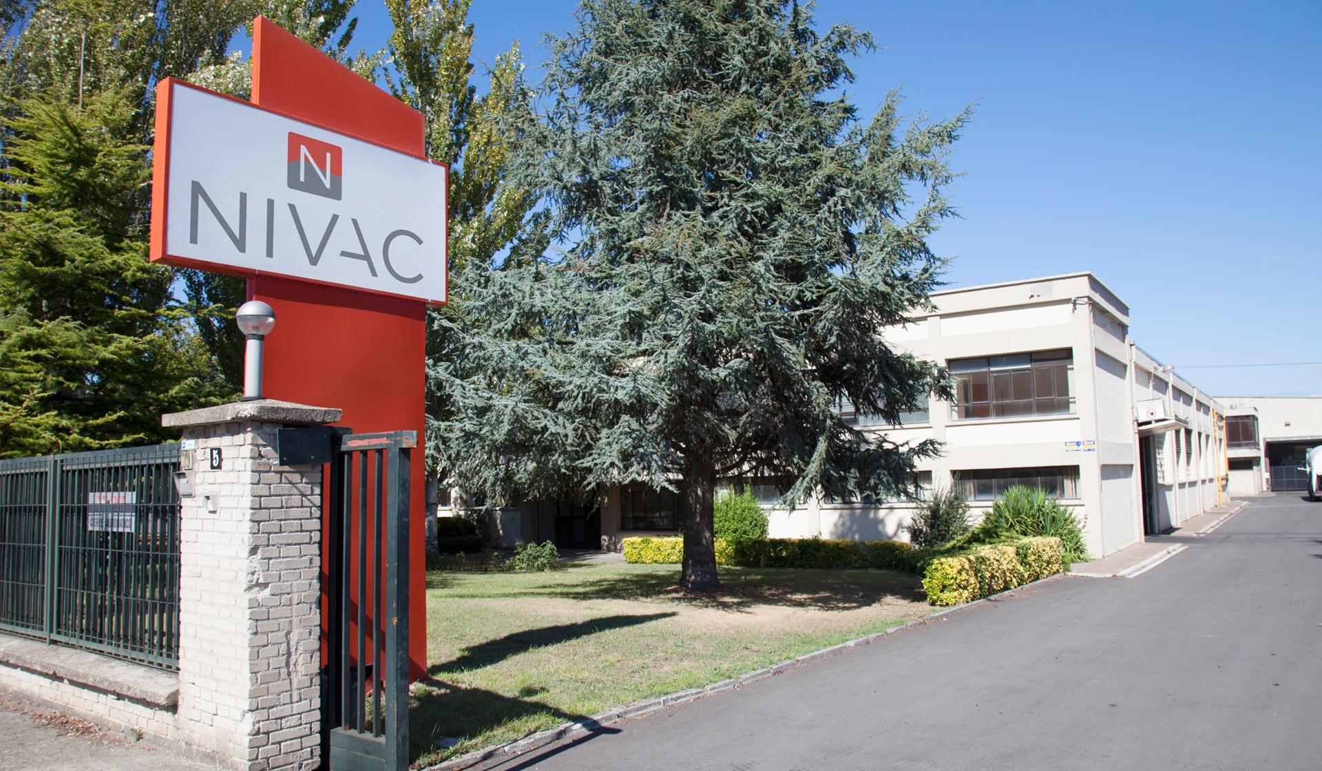 Instalaciones Nivac